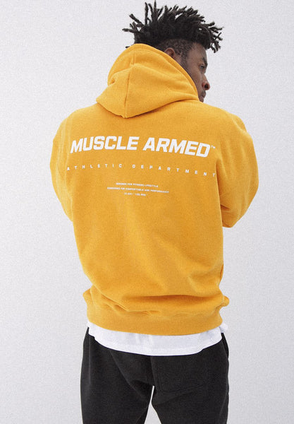 MUSCLE RANGER KING CAPTAIN HOODIE WITH MATCHING PANTS - boopdo
