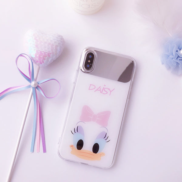 WALLPAPER CARTOON CUTE ANIMAL PRINT APPLE IPHONE CASES IN MULTI COLOR - boopdo