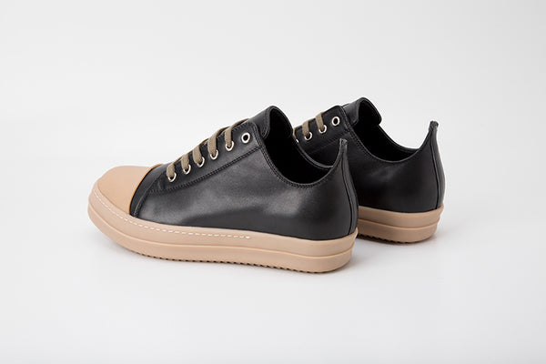 SNAPLOOX TPU RODO THICK SOLE LACE UP SNEAKER - boopdo
