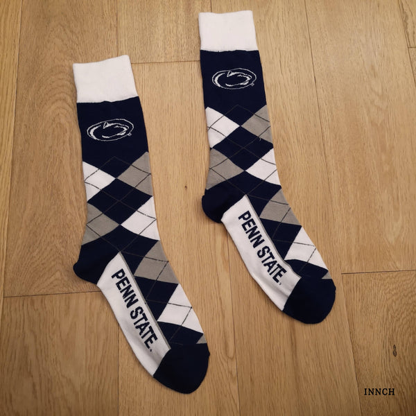 GREEN BAY PACK PENN STATE ARIZONA STATE RUGBY FOOTBALL SOCKS IN MULTI COLOR - boopdo