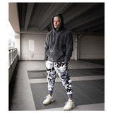 THE GYM NATION MUSCLE VEUCS SWEATPANTS - boopdo