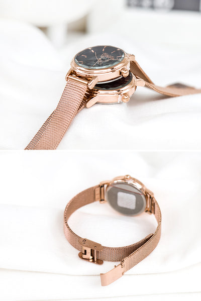 JULIUS BOOPDO STAINLESS STEEL WATERPROOF WATCHES - boopdo