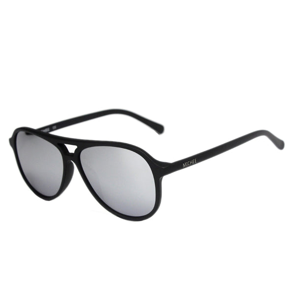 MICHE EYE WEAR UNISEX POLARIZED BRIGHT COLOR ULTRA LIGHT SUNGLASSES - boopdo