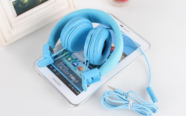 THE BASS SOUND CONTROL MP3 UNIVERSAL HEADSET