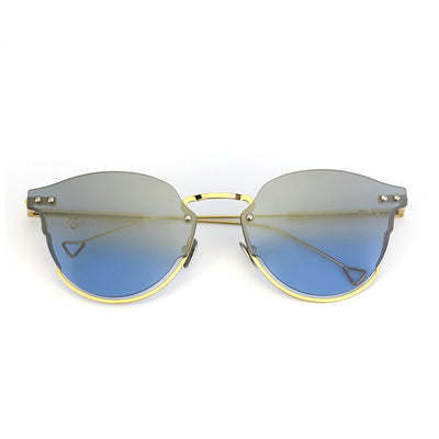 MICHE EYE WEAR GEISHA BATANG ROUND FRAME SUNGLASSES - boopdo