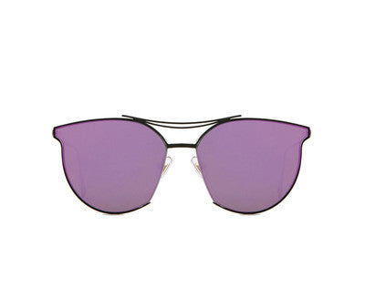 OPTIMERA HIPSTER KAMA TRANSPARENT SUNGLASSES