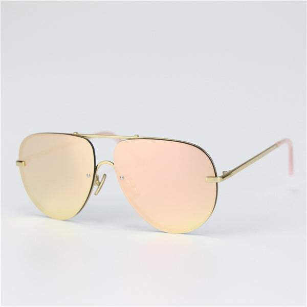 INSTA MICHE EYE WEAR ANTI UV SHAPE FRAME SUNGLASSES