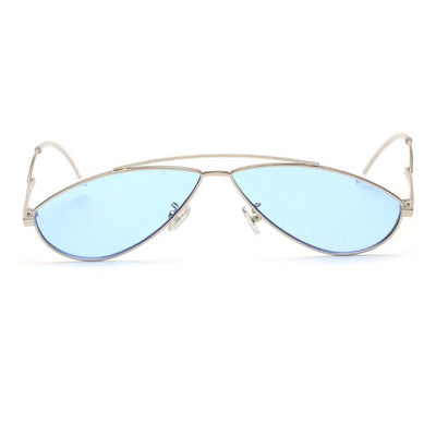 OPTIMERA AVANT GARDE IRREGULAR FRAME RETRO SUNGLASSES