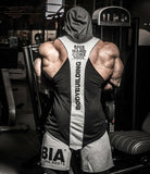 BODYBUILDING BACK TO THE HARD CORE ROOTS TANK TOP TEES