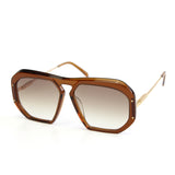 MICHE FLORIDA RETRO LARGE GLASS UVB UNISEX UVA SUNGLASSES