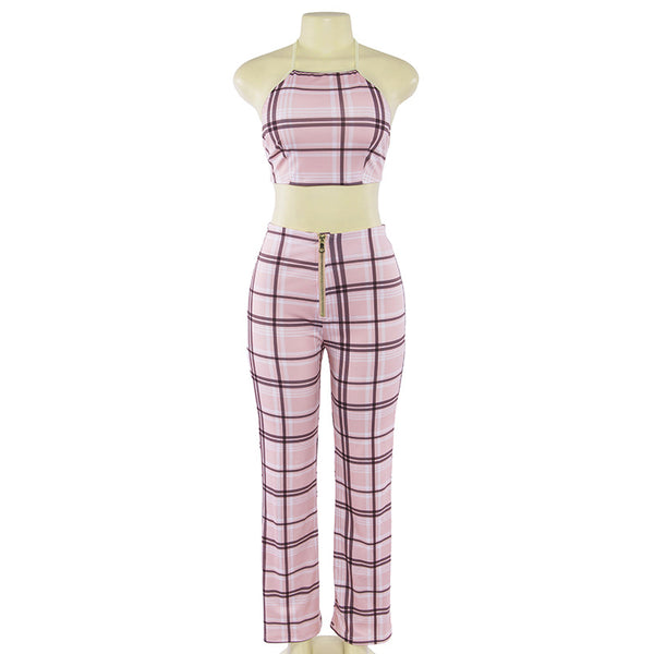 POSA ZEYZA SHEMODA TWO PIECE HIGH WAIST SUITS