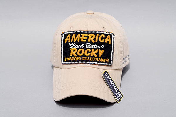 CHUNGLIM ROCKY AMERICA GIANT DETROIT CURVED CAPS