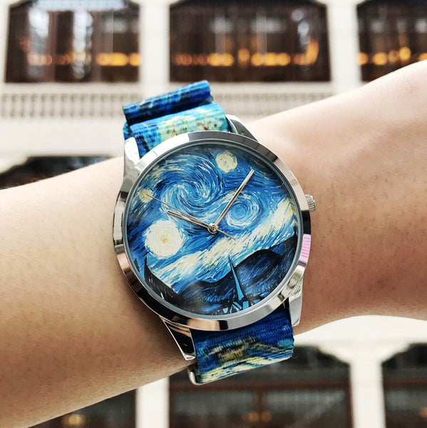BOBOZO CACTUS LAKE GOGH DESIGN WATCH