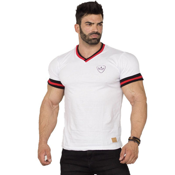MUSCLE MIXAR SHORT SLEEVE GYM T SHIRT - boopdo