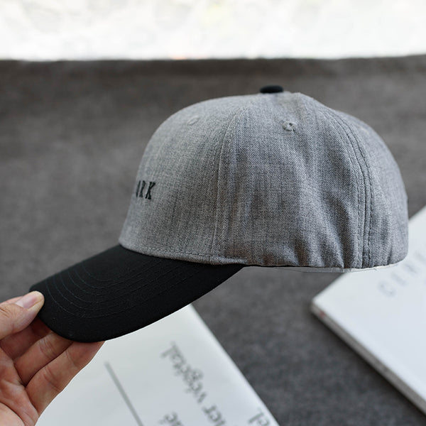 CHUNGLIM NEW YORK URBAN CURVED BASEBALL CAPS - boopdo