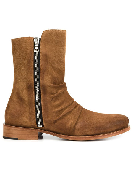 nademili normdez london fashion street wear mid unisex chelsea boots