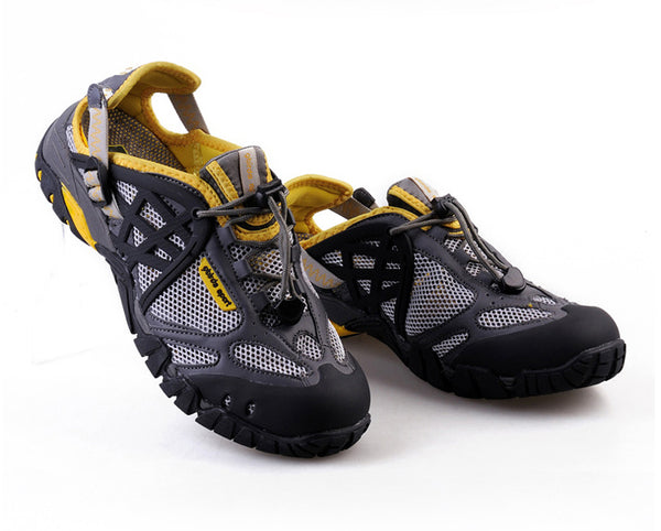LUCKY FIVE NINE BIRDS BREATHABLE BROOK NON SLIP HIKING SHOES