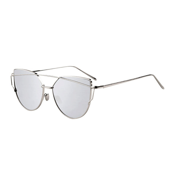 MICHE COSEE EYE WEAR STAR POLARIZED METAL FRAME  SUNGLASSES - boopdo