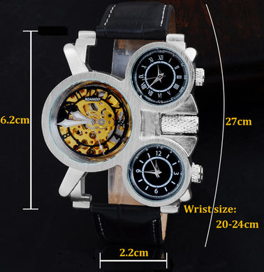 Luxury automatic sports watches