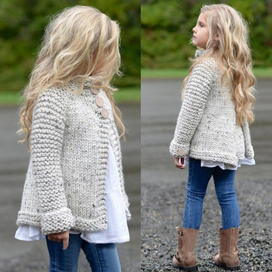 Baby Girls Sweater Outerwear
