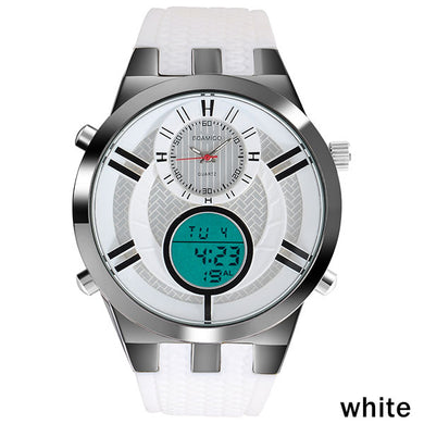 Men's Sport Watches Fashion Quartz Waterproof