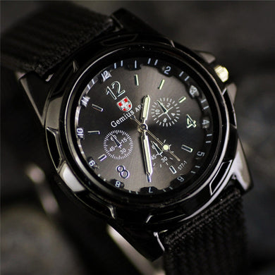 Waterproof Men Outdoor Quartz Watch