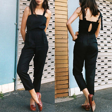 Wide Leg Trousers/Jumpsuit