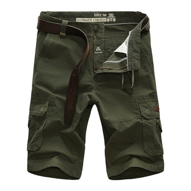 Big Size 30-44 Men's 100% pure cotton work cargo