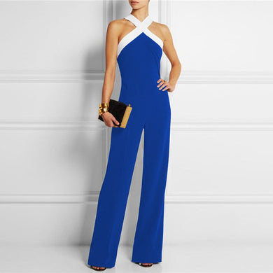 Slim High Waist Jumpsuit