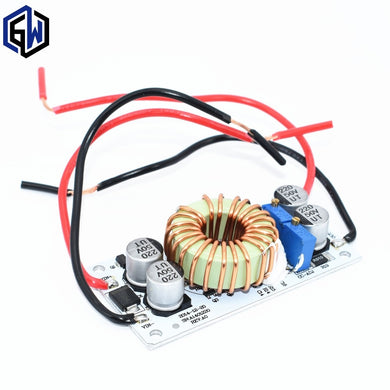 1pcs DC-DC boost converter Constant Current Mobile Power supply 10A 250W LED Driver