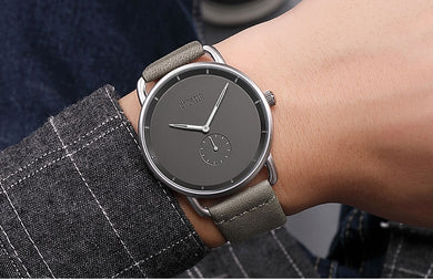 Simple Quartz Watches for Men Ultra Thin
