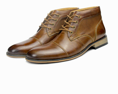 Business Oxfords Boots