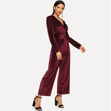 Frilled Jumpsuits