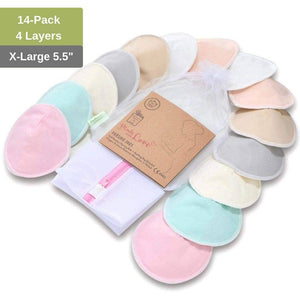 Organic Nursing Pads for Breastfeeding