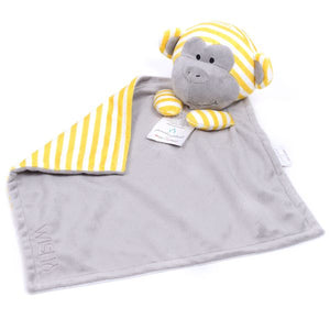 Bella Tunno Poetic Plush Lovey Blanket