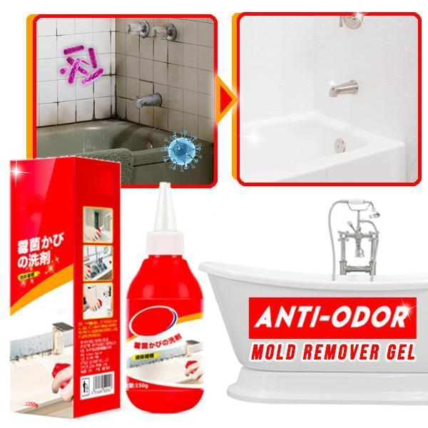 Anti-Odor Mold Remover Gel