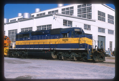 Bay Line (BAYL) #6400 SD40-2
