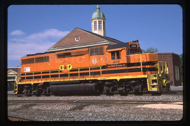 Buffalo & Pittsburgh (BPRR) #3000 GP40-3