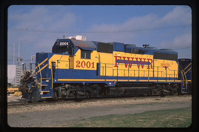Fort Worth & Western (FWWR) #2001 GP38-3