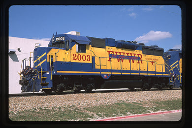 Fort Worth & Western (FWWR) #2003 GP38-3