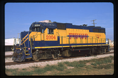 Fort Worth & Western (FWWR) #2004 GP38-3