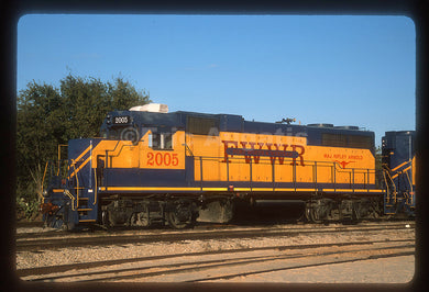Fort Worth & Western (FWWR) #2005 GP38-2
