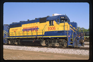 Fort Worth & Western (FWWR) #2006 GP38-3