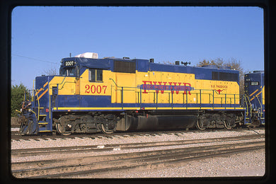 Fort Worth & Western (FWWR) #2007 GP38-3