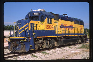 Fort Worth & Western (FWWR) #2009 GP40-2