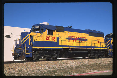 Fort Worth & Western (FWWR) #2022 GP40-2