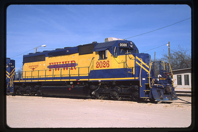 Fort Worth & Western (FWWR) #2026 SD40-2M