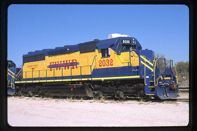 Fort Worth & Western (FWWR) #2032 SD40-2