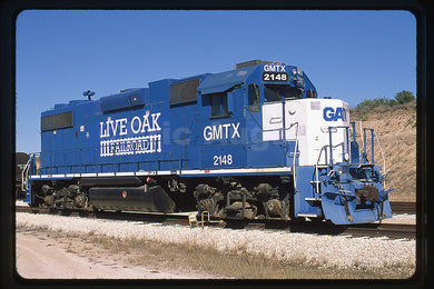 GATX Locomotive Group (GMTX) #2148 GP38-2