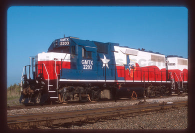 GATX Locomotive Group (GMTX) #2203 GP38-2